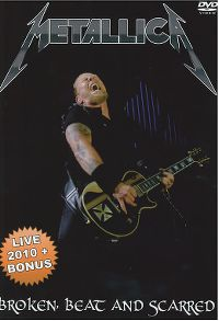 Cover Metallica - Broken, Beat And Scarred [DVD]